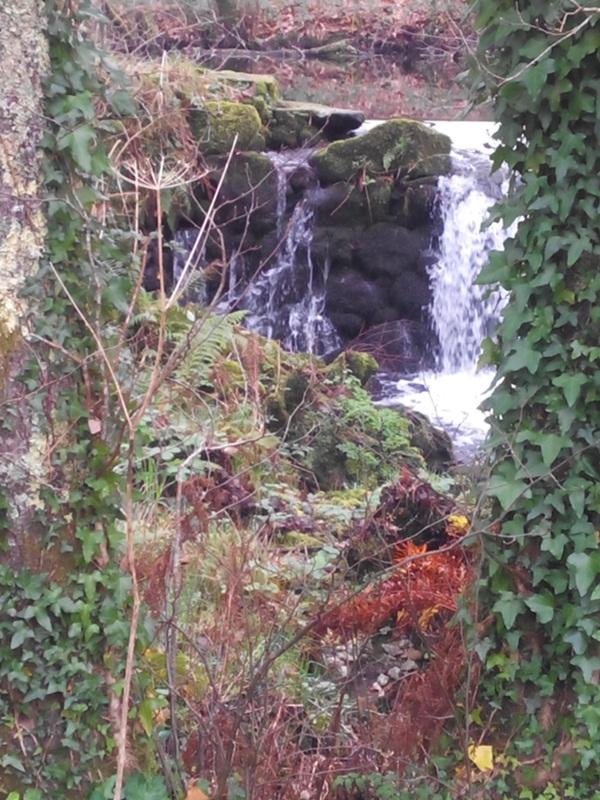 Cascada Negreira